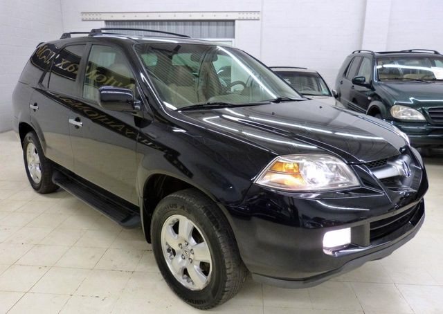 2004 used acura mdx 4dr suv at luxury automax serving chambersburg