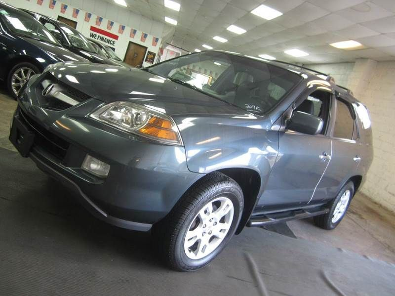 Used Acura MDX Dr SUV Touring Pkg WNavigation At Contact Us - 2004 acura mdx rims