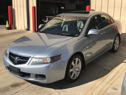 2004 Acura TSX - JH4CL96914C035521
