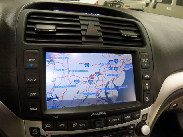 Used Acura TSX Navigation Package At Luxury AutoMax Serving - 2004 acura tsx navigation