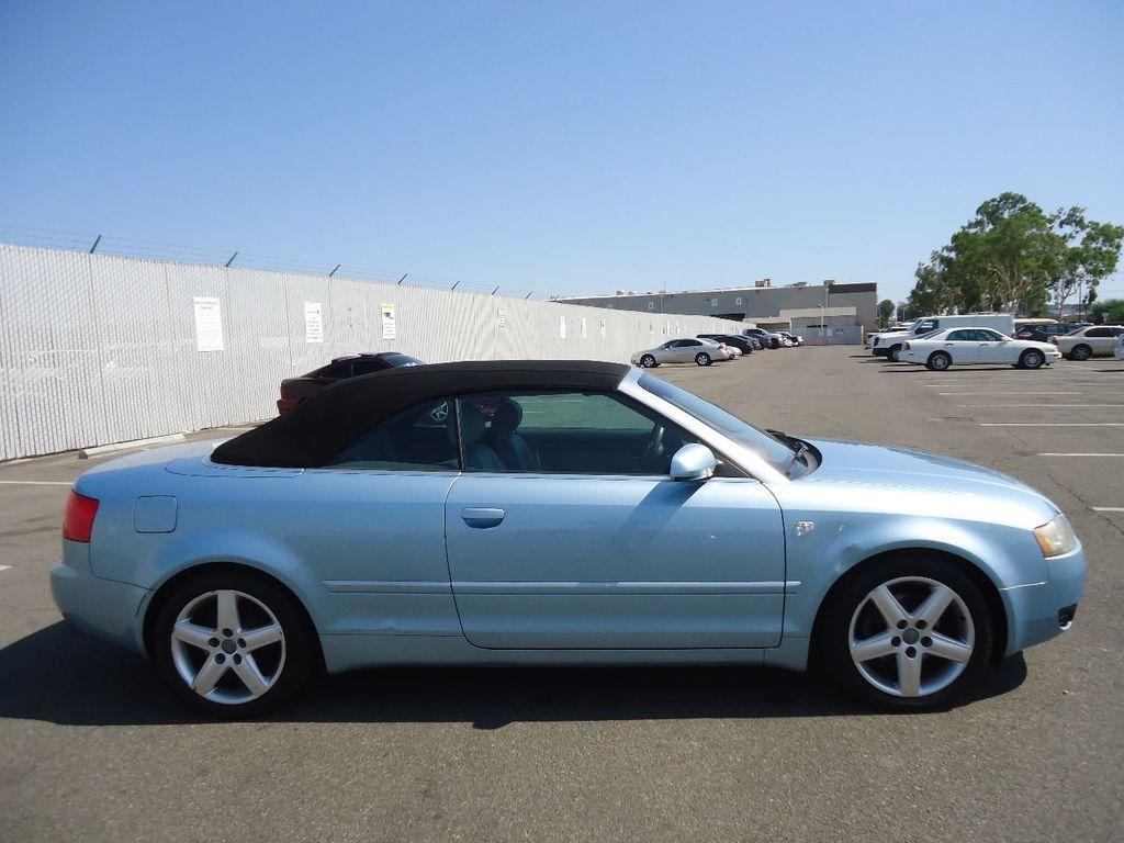 2004 Audi A4 2dr Cabriolet 1 8t Cvt 16697627 4