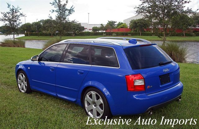 2004 Audi S4 5dr Wgn Avant quattro AWD Auto - Click to see full-size photo viewer