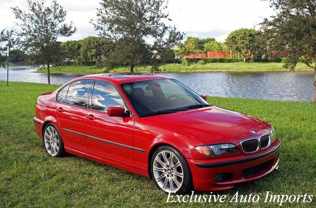 2004 Used BMW 3 Series 2004 BMW 330i ZHP M PERFORMANCE PACKAGE SEDAN ...