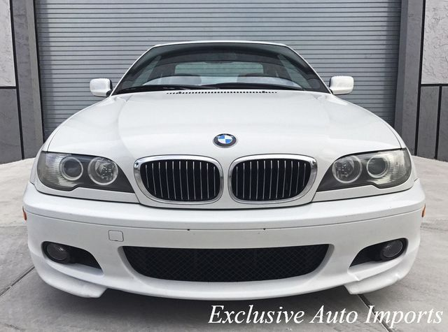 2004 BMW 3 Series 2004 BMW E46 330Ci 330i COUPE ZHP M PERFORMANCE PACKAGE - Click to see full-size photo viewer