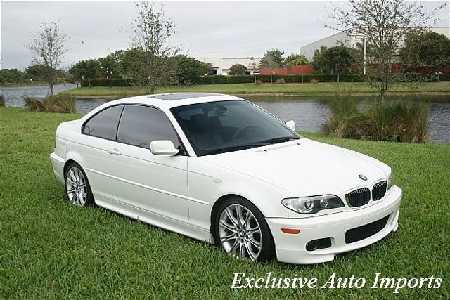 2004 Used BMW 3 Series 330Ci 2dr Cpe at Exclusive Auto Imports ...