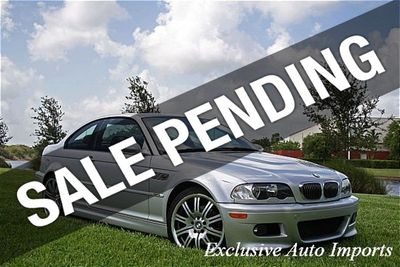 2004 BMW 3 Series M3 2dr Cpe Coupe