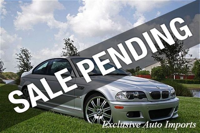 2004 BMW 3 Series M3 2dr Cpe