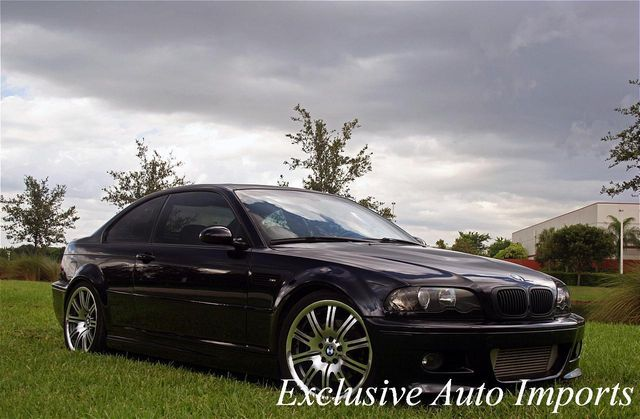 2004 BMW 3 Series M3 Coupe - Click to see full-size photo viewer