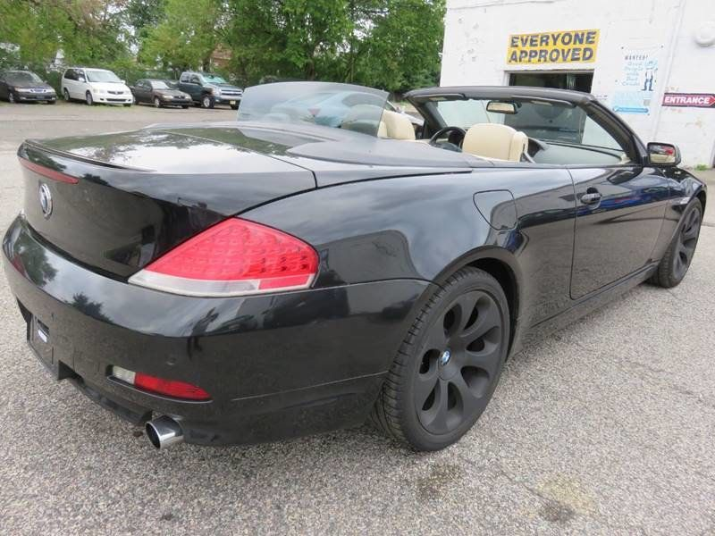Used Bmw 6 Series >> 2004 Used Bmw 6 Series 645ci At Contact Us Serving Cherry Hill Nj Iid 18135866