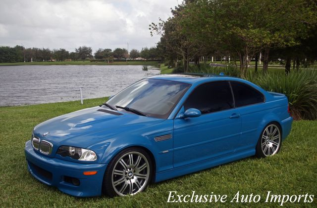 2004 BMW M3 RARE E46 M3 LSB ON BLACK 6-SPEED MANUAL!  - Click to see full-size photo viewer