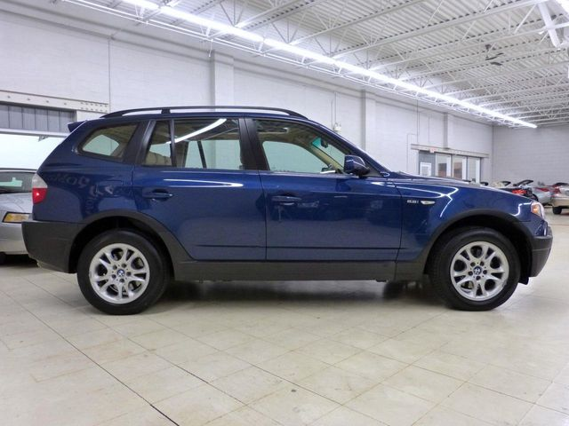 2004 Used Bmw X3 2 5i At Luxury Automax Serving Chambersburg Pa