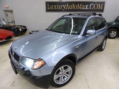 2004 BMW X3 3.0i SUV