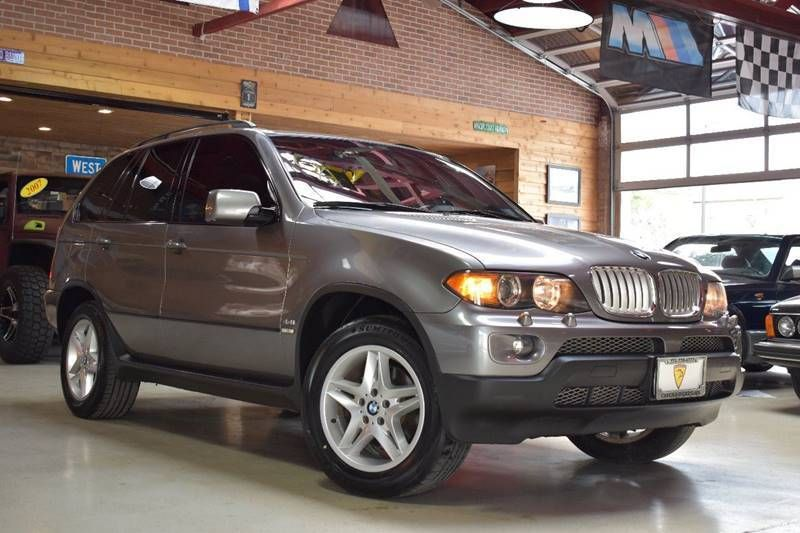 2004 Used BMW X5 4.4i at Chicago Cars US Serving Summit, IL, IID ...