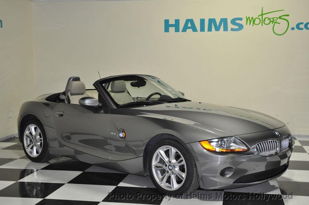 2004 used bmw z4 3 0i at haims motors serving fort lauderdale rh haimsmotors com BMW Motorcycle Manuals BMW Motorcycle Manuals