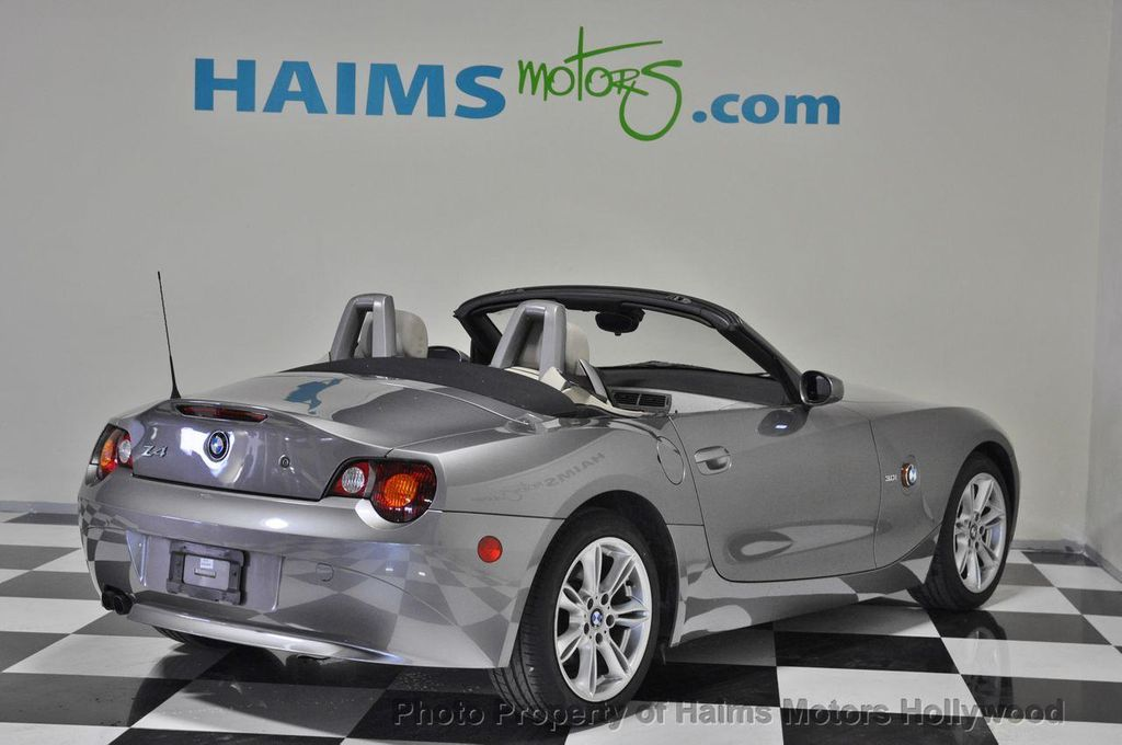 2004 Used Bmw Z4 30i At Haims Motors Serving Fort Lauderdale Rhhaimsmotors: Bmw 2004 Z4 Airbag Sensor Location At Gmaili.net