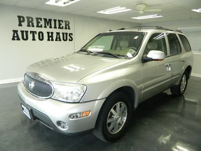 2004 Buick RAINER CXL AWD SUV 2004 BUICK RAINIER CXL AWD SUV WITH HEATED AND LEATHER SEATS
