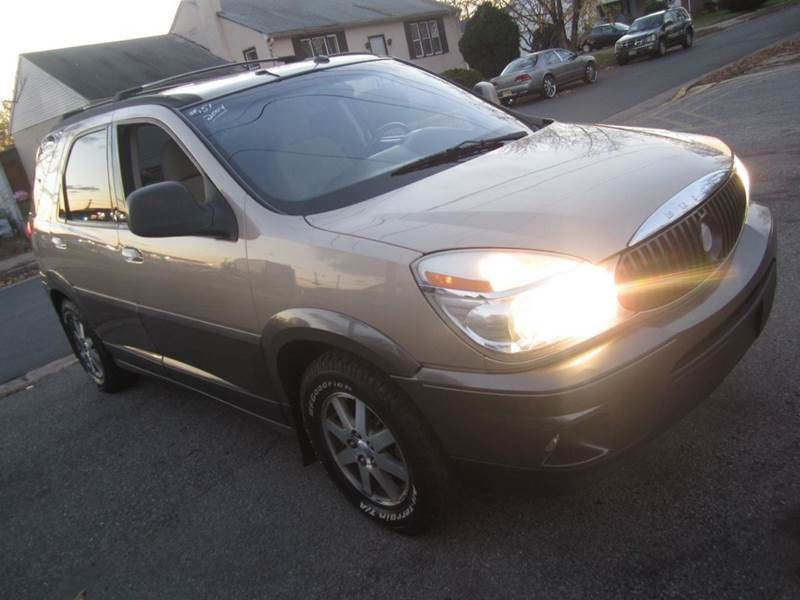 2004 Used Buick Rendezvous Awd Premium At Contact Us Serving Cherry Hill Nj Iid 14433424