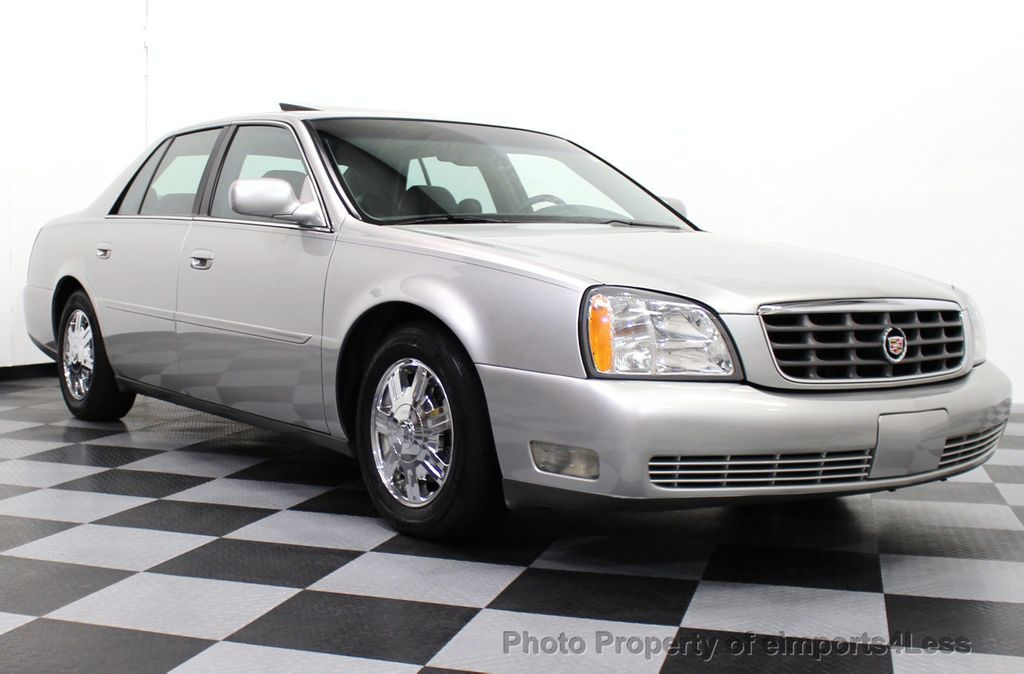 2004 Used Cadillac DeVille 4dr Sedan at eimports4Less Serving ...