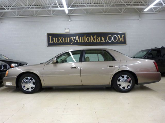 2004 Used Cadillac DeVille 4dr Sedan DHS at Luxury AutoMax Serving
