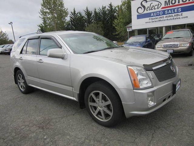 2004 Cadillac Srx 4dr V8 Suv 1gyee63a740177482 1