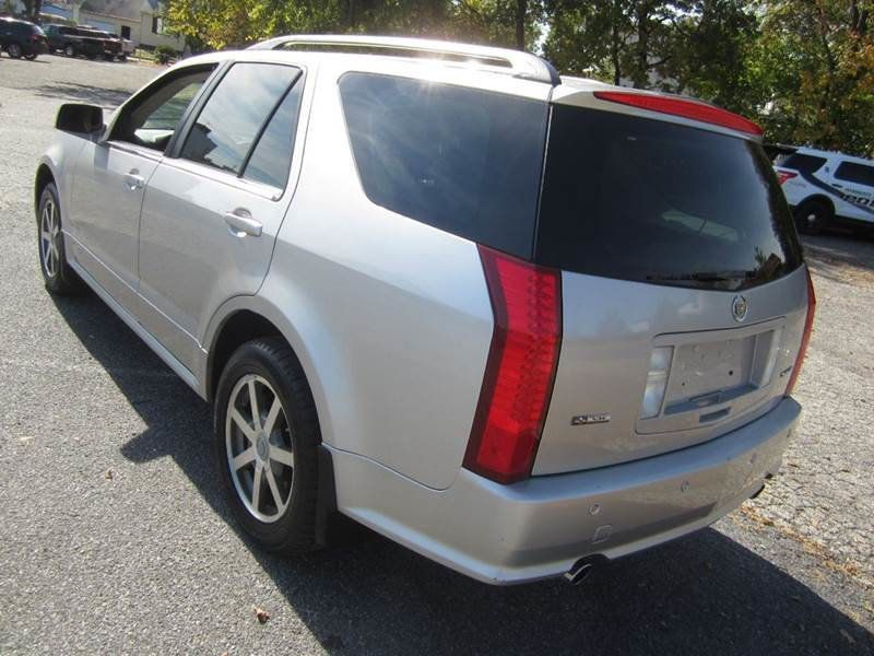2004 used cadillac srx premium 4 6l v8 3rd row at. Black Bedroom Furniture Sets. Home Design Ideas