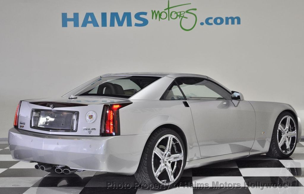 2004 Used Cadillac XLR 2dr Convertible at Haims Motors Serving Fort ...
