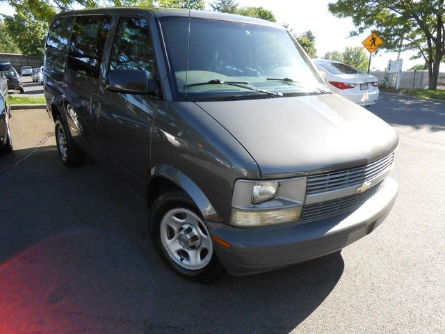2004 Chevrolet Astro Base Trim