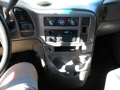 2004 Chevrolet Astro Base Trim - Click to see full-size photo viewer