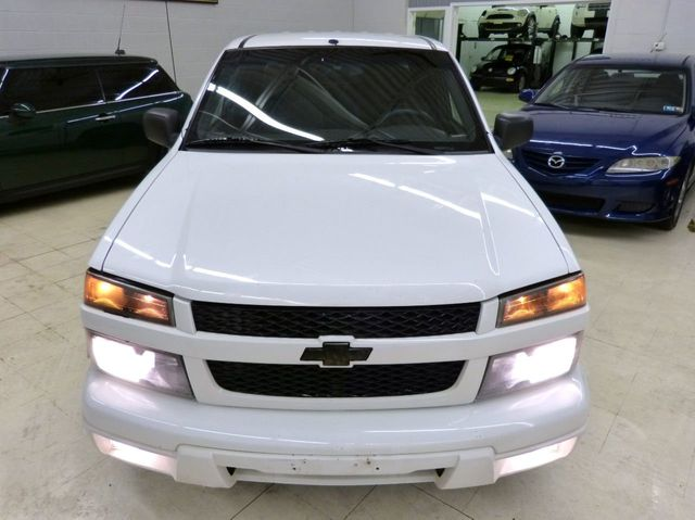 2004 Used Chevrolet Colorado Crew Cab 1260 Wb 1sb Ls Z85 At Luxury