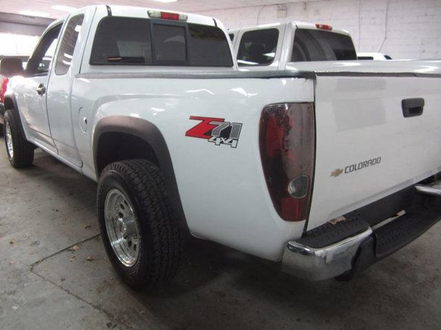 2004 Used Chevrolet Colorado Z71 4x4 Auto At Contact Us Serving