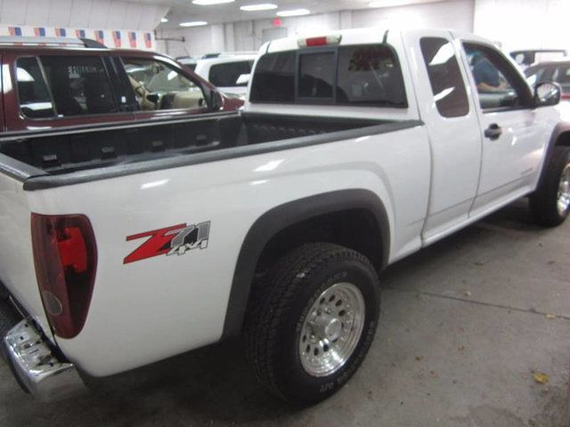 2004 Chevrolet Colorado Z71 4x4 Auto 17059984 2