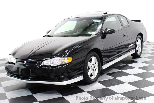 2004 used chevrolet monte carlo 2dr coupe ss supercharged. Black Bedroom Furniture Sets. Home Design Ideas