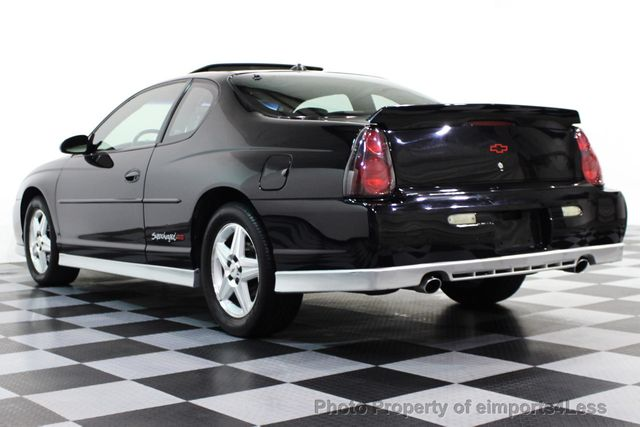 2004 Chevrolet Monte Carlo 2dr Coupe Ss Supercharged 15652166 21