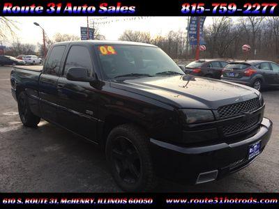 "2004 Chevrolet Silverado SS Ext Cab 143.5"" WB Truck"
