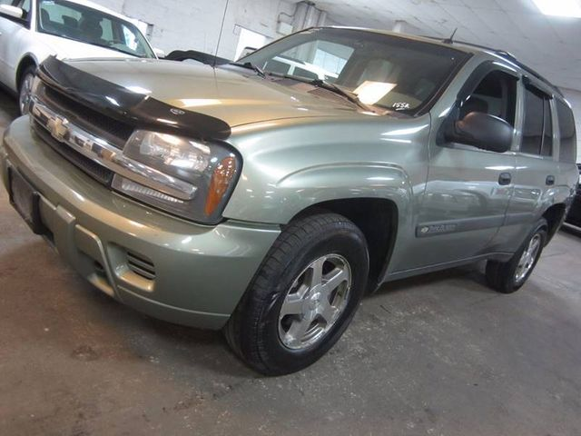 2004 Used Chevrolet Trailblazer 4x4 Ls 42l 6cyl At Contact Us