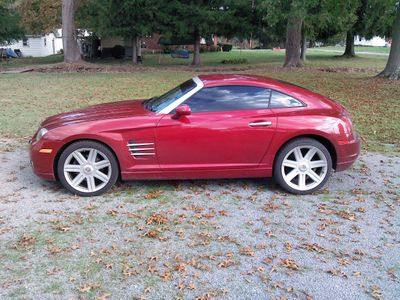 2004 Chrysler Crossfire For Sale Coupe