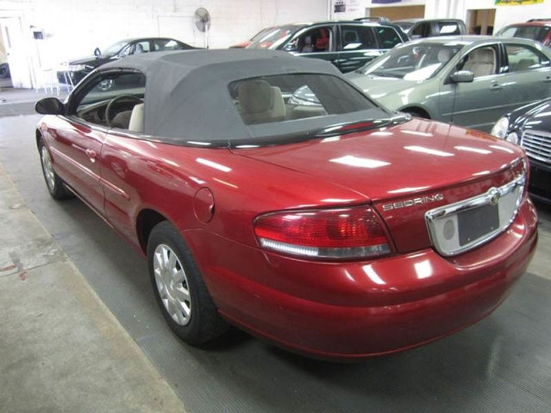 2004 Chrysler Sebring Convertible 14953795 33