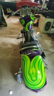 2004 Custom Motorcycle Chopper Ultima 88ci - 15816543 - 2