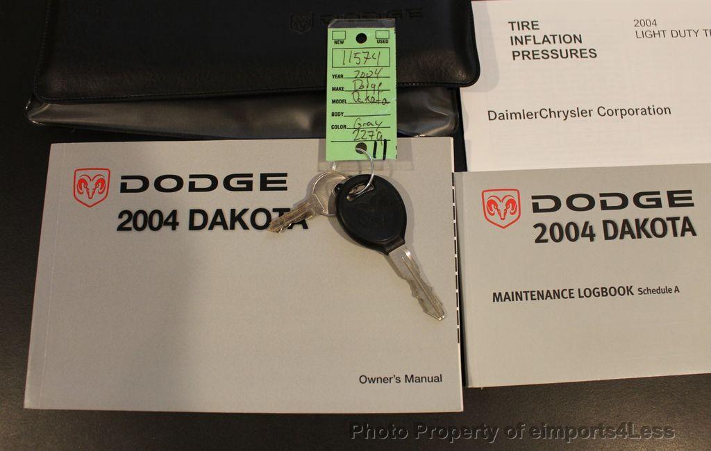 2004 used dodge dakota regular cab dakota 4x4 regular cab 5 speed rh eimports4less com 2004 dodge dakota owners manual 2004 dodge dakota service manual