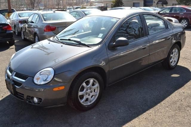 2004 Used Dodge Neon Sxt At Luxury Automax Serving