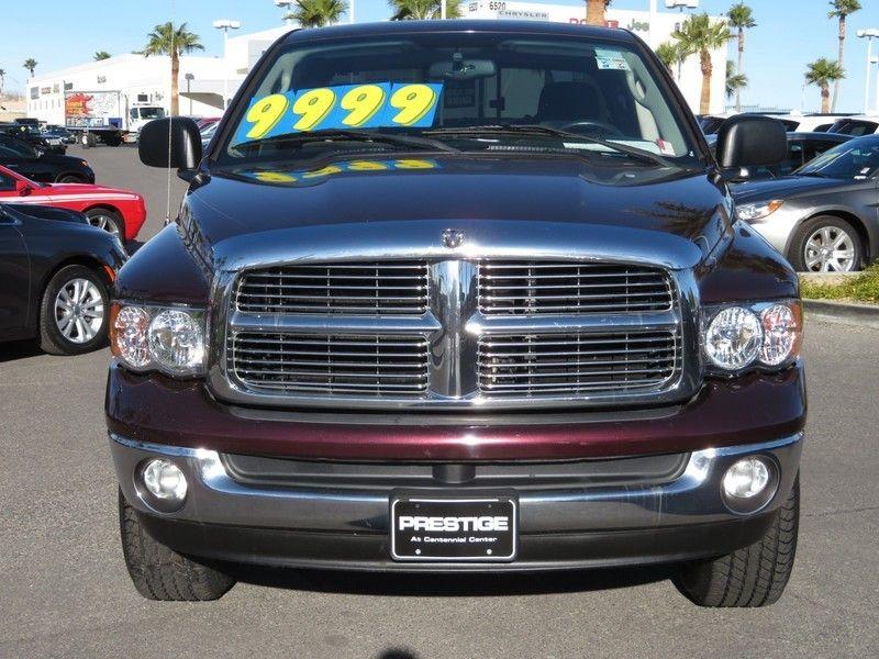 2004 used dodge ram 1500 at prestige chrysler jeep dodge serving las vegas nv iid 17240136. Black Bedroom Furniture Sets. Home Design Ideas