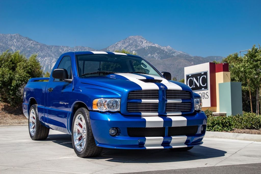 Dodge Ram Srt 10 For Sale >> 2004 Used Dodge Ram Srt 10 Vca Edition 43 Of 50 At Cnc Motors Inc Serving Upland Ca Iid 19133200