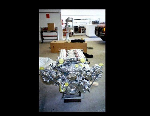 2004 Dodge Viper Drivetrain 518 Transmission - 9787168 - 8