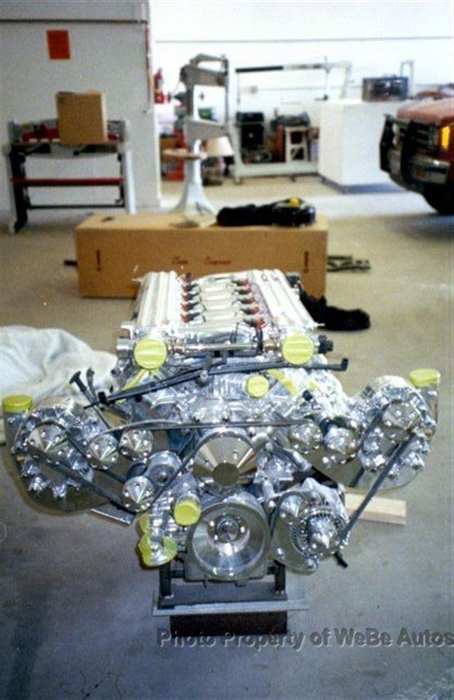 2004 Dodge Viper Drivetrain 518 Transmission - 9787168 - 1