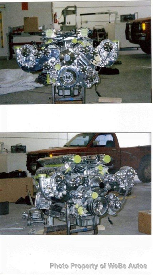 2004 Dodge Viper Drivetrain 518 Transmission - 9787168 - 2