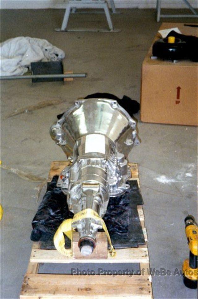 2004 Dodge Viper Drivetrain 518 Transmission - 9787168 - 3