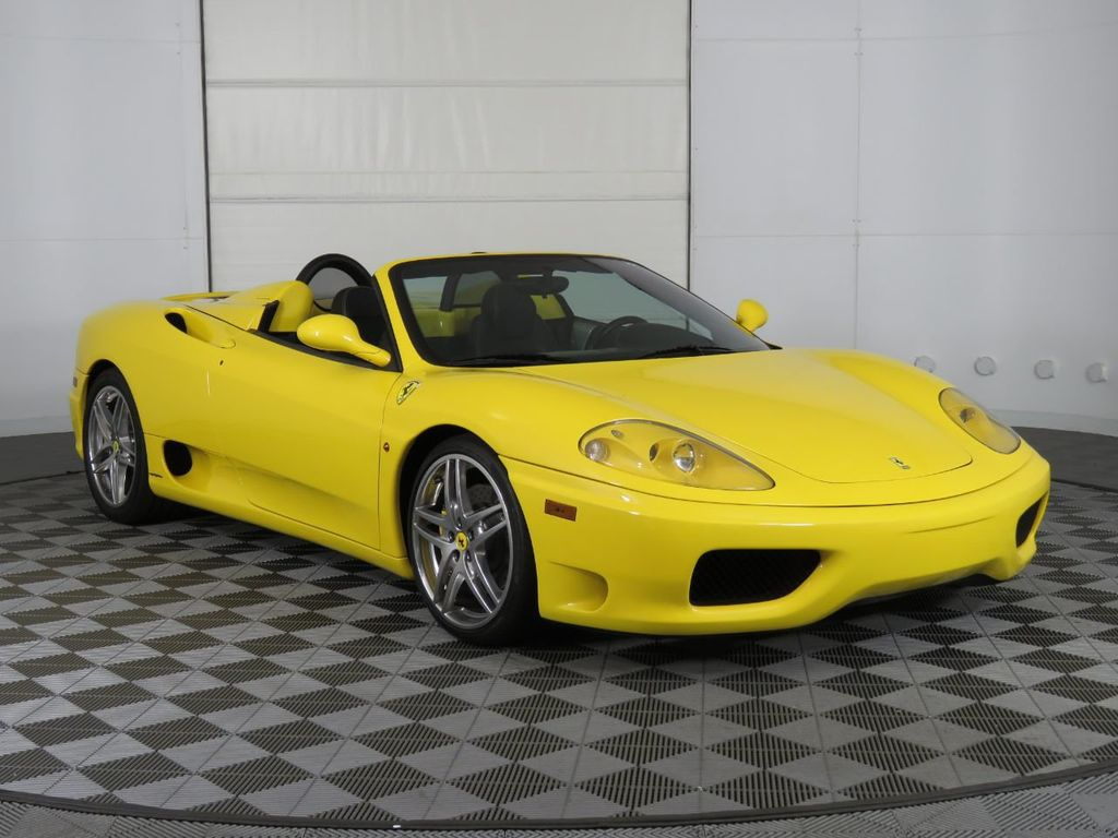 Dealer Video - 2004 Ferrari 360 2dr Convertible Spider - 18826795