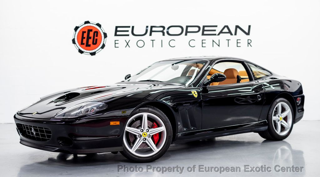 Dealer Video - 2004 Ferrari 575M Maranello 2dr Coupe - 18424136