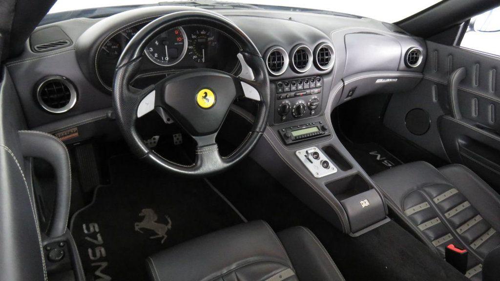 2004 Ferrari 575M Maranello 2dr Coupe - 17760498 - 9