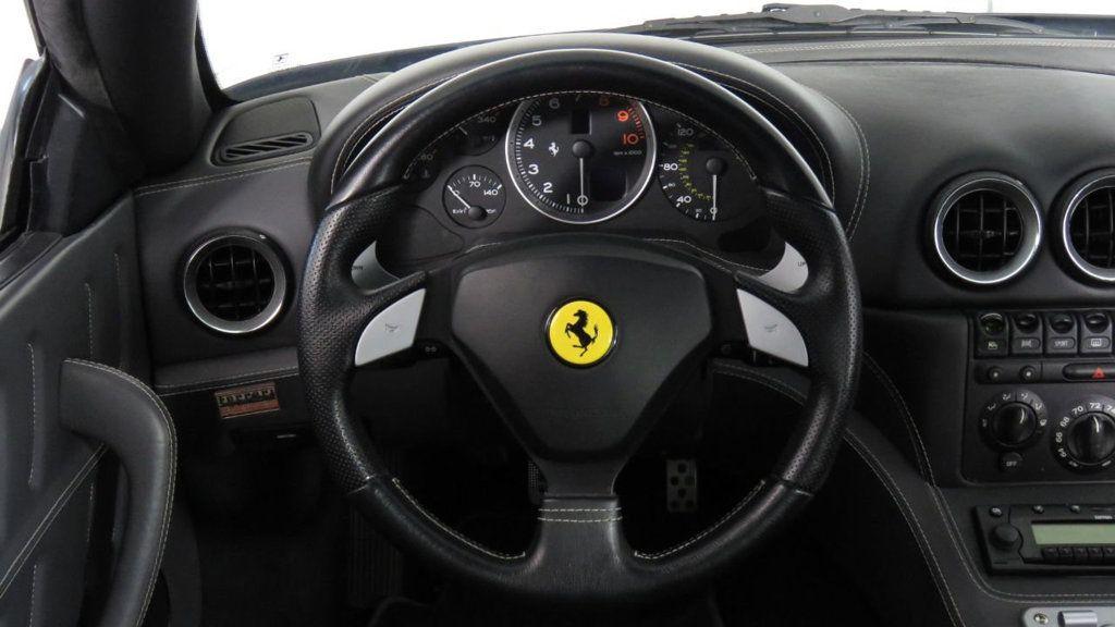 2004 Ferrari 575M Maranello 2dr Coupe - 17760498 - 10
